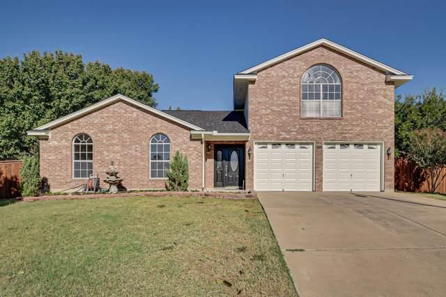1309 Wren Drive, Mansfield, TX 76063 (MLS #14212653) :: Lynn Wilson with Keller Williams DFW/Southlake