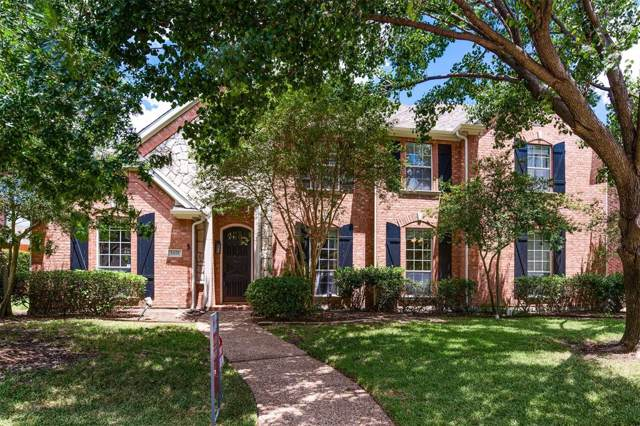 5825 Misted Breeze Drive, Plano, TX 75093 (MLS #14212668) :: Hargrove Realty Group