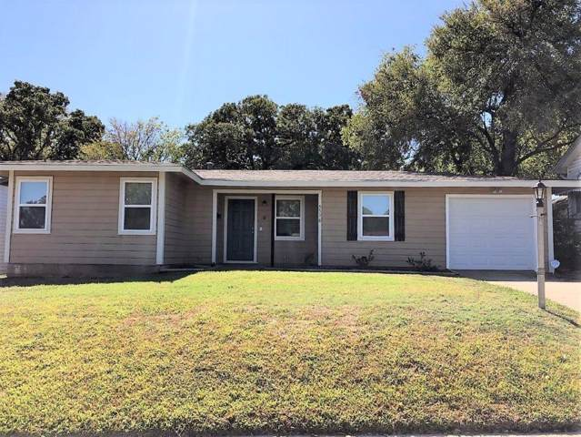 5516 Wainwright Drive, Fort Worth, TX 76112 (MLS #14212702) :: SubZero Realty
