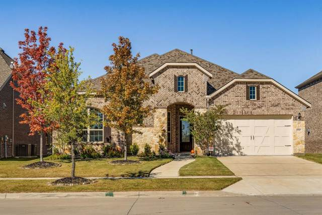 11042 San Pedro Street, Frisco, TX 75035 (MLS #14212725) :: The Kimberly Davis Group
