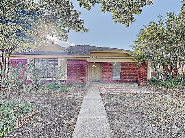 704 Juniper Drive, Allen, TX 75002 (MLS #14212726) :: Vibrant Real Estate