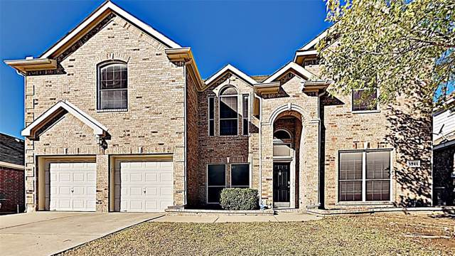 5241 Cedar Brush Drive, Fort Worth, TX 76123 (MLS #14212741) :: Robbins Real Estate Group