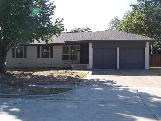 1707 N Place, Plano, TX 75074 (MLS #14212743) :: SubZero Realty