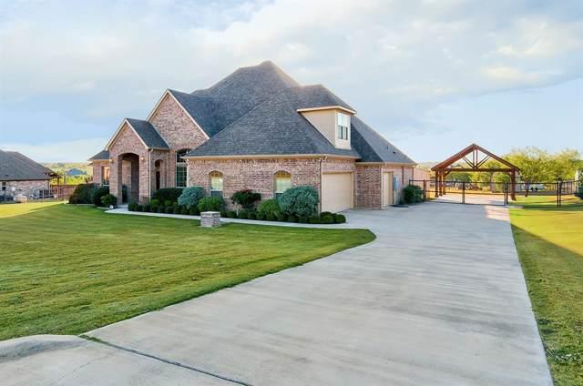 419 Scenic View Drive, Aledo, TX 76008 (MLS #14212744) :: SubZero Realty