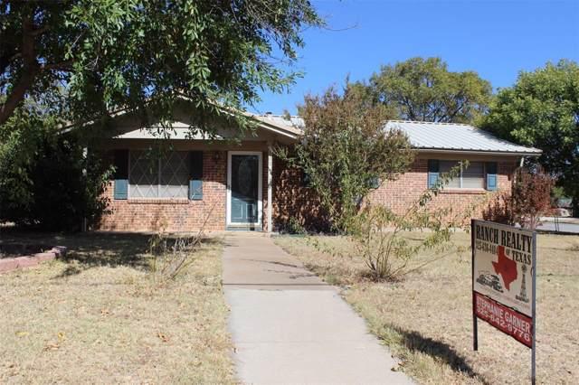 800 W Walnut Street, Coleman, TX 76834 (MLS #14212749) :: Potts Realty Group