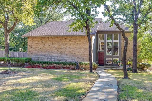 3816 Wimbleton Court, Bedford, TX 76021 (MLS #14212754) :: Lynn Wilson with Keller Williams DFW/Southlake
