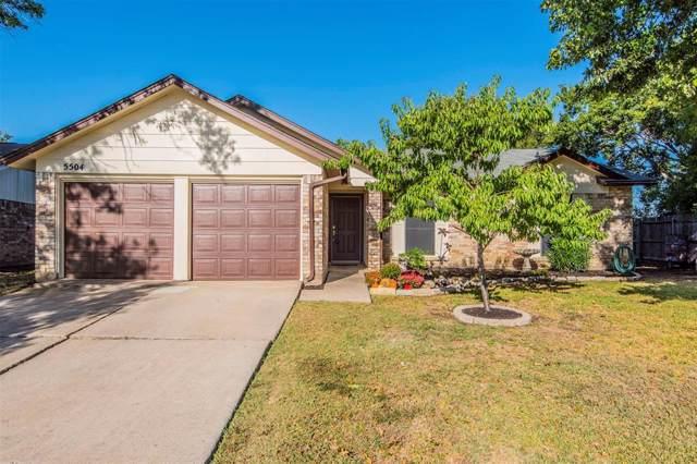 5504 Marquette Street, Arlington, TX 76018 (MLS #14212760) :: Lynn Wilson with Keller Williams DFW/Southlake