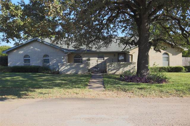 1021 Wright Street, Terrell, TX 75160 (MLS #14212778) :: Lynn Wilson with Keller Williams DFW/Southlake