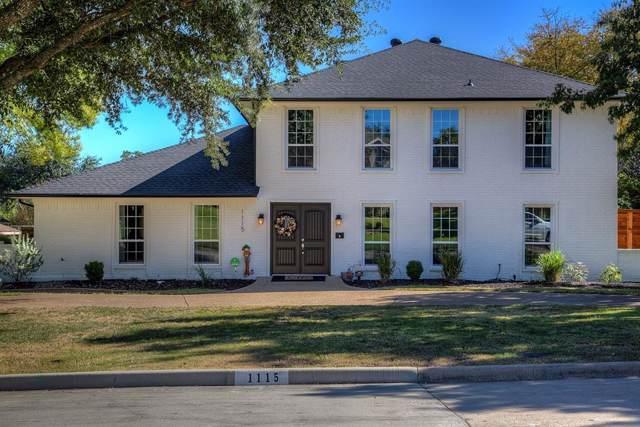 1115 Ridge Road W, Rockwall, TX 75087 (MLS #14212795) :: Lynn Wilson with Keller Williams DFW/Southlake