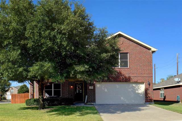 1701 Santa Fe Trail, Krum, TX 76249 (MLS #14212815) :: The Real Estate Station