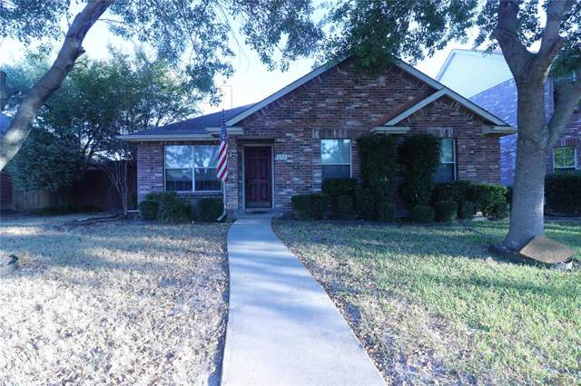 113 Hunters Trail, Red Oak, TX 75154 (MLS #14212823) :: Baldree Home Team
