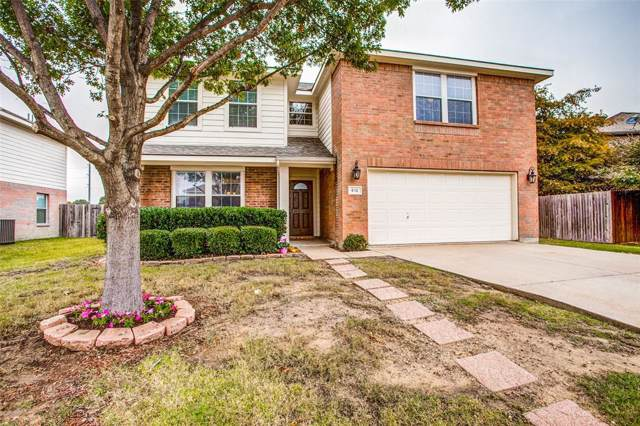 612 Oxford Drive, Wylie, TX 75098 (MLS #14212841) :: RE/MAX Town & Country