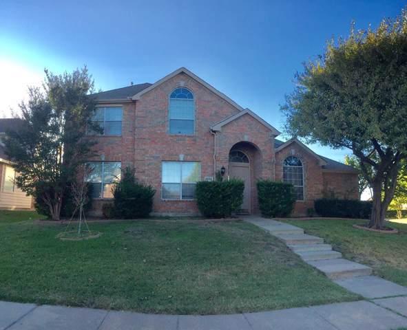 9029 Culberson Drive Culberson Drive, Plano, TX 75025 (MLS #14212853) :: The Chad Smith Team