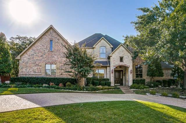 3703 Treemont Court, Colleyville, TX 76034 (MLS #14212855) :: RE/MAX Town & Country