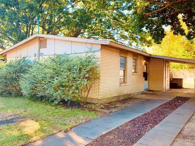 636 S Andrews Avenue, Sherman, TX 75090 (MLS #14212934) :: Baldree Home Team