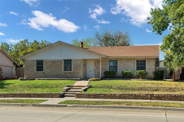 2817 Scott Mill Road, Carrollton, TX 75007 (MLS #14212941) :: Baldree Home Team