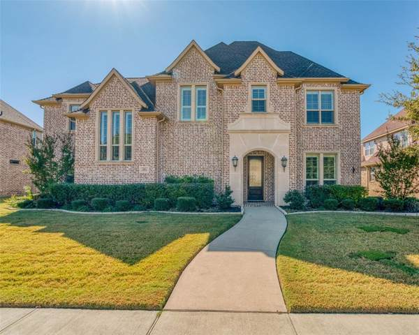 2163 Dampton Drive, Frisco, TX 75033 (MLS #14212942) :: RE/MAX Town & Country