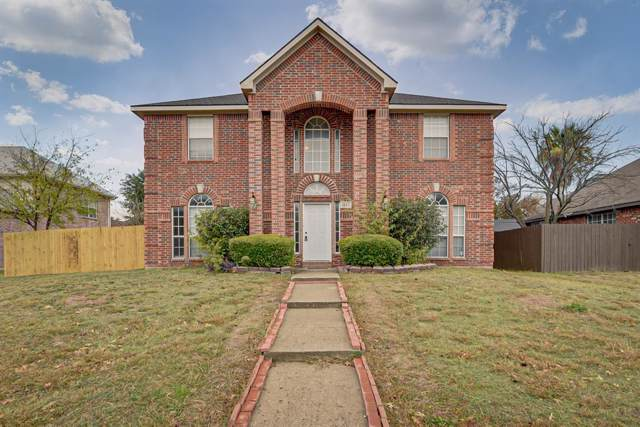 1413 Bosher Drive, Cedar Hill, TX 75104 (MLS #14212979) :: Real Estate By Design