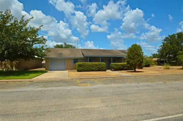 206 W Main Street, Lometa, TX 76853 (MLS #14212986) :: Team Hodnett