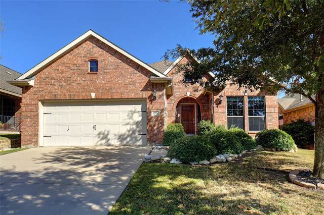 12724 Lizzie Place, Fort Worth, TX 76244 (MLS #14213002) :: The Mauelshagen Group