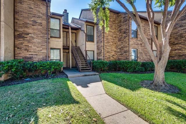 1900 Cloisters Drive #322, Arlington, TX 76011 (MLS #14213008) :: Lynn Wilson with Keller Williams DFW/Southlake