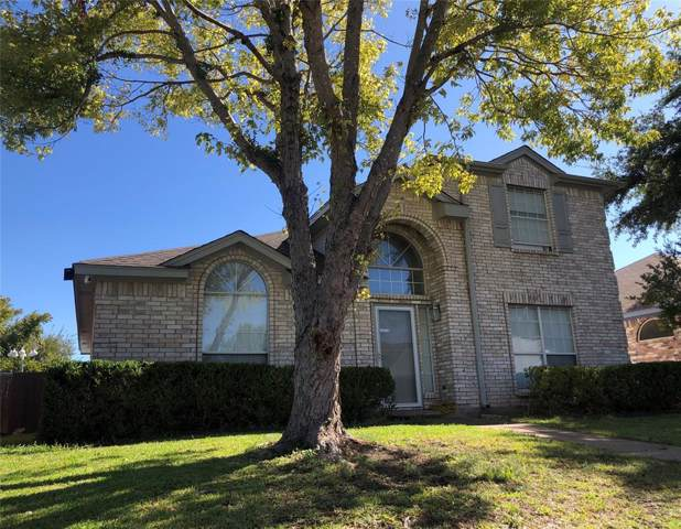 1936 Walden Place, Mesquite, TX 75181 (MLS #14213033) :: Robbins Real Estate Group