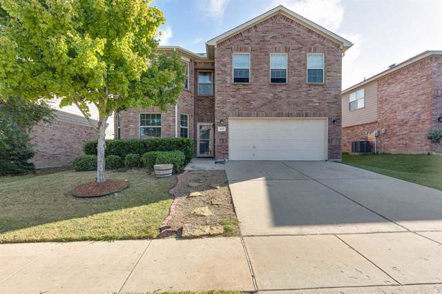 433 Lead Creek Drive, Fort Worth, TX 76131 (MLS #14213034) :: All Cities Realty