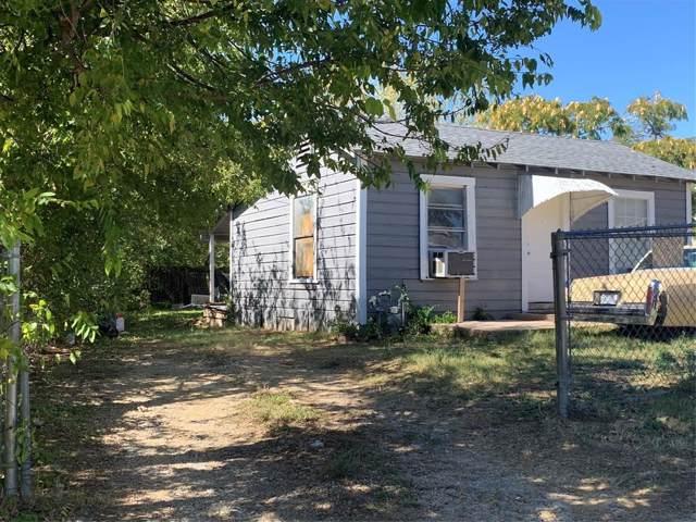 3109 Ellis Avenue, Fort Worth, TX 76106 (MLS #14213039) :: The Heyl Group at Keller Williams
