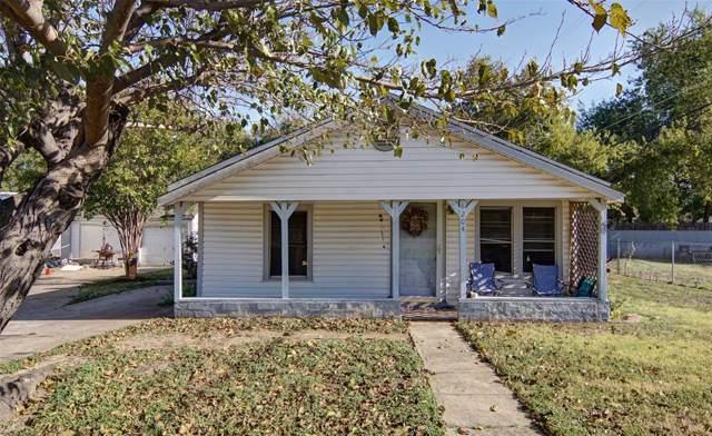 8204 Kender Lane, White Settlement, TX 76108 (MLS #14213072) :: The Tierny Jordan Network