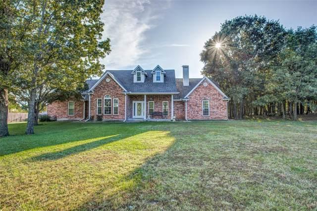 1021 County Road 153, Whitesboro, TX 76273 (MLS #14213081) :: Robbins Real Estate Group