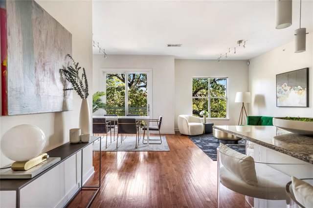 2950 Mckinney Avenue #323, Dallas, TX 75204 (MLS #14213093) :: Vibrant Real Estate