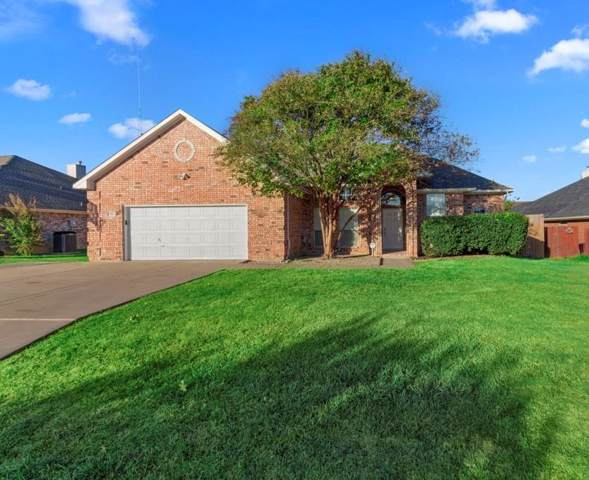 521 Ridgewood Street, Lake Dallas, TX 75065 (MLS #14213099) :: Team Hodnett
