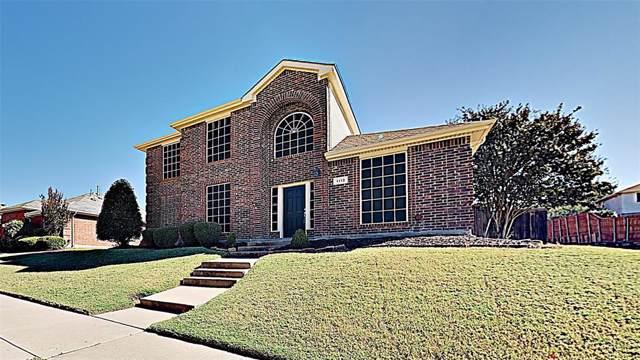 1113 Aylesbury Drive, Allen, TX 75002 (MLS #14213100) :: Vibrant Real Estate
