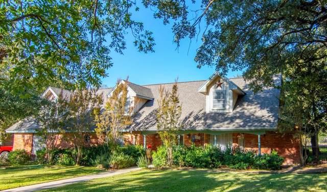 610 Oakpark Drive, Brownwood, TX 76801 (MLS #14213119) :: Century 21 Judge Fite Company