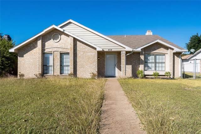 454 Everest Drive, Cedar Hill, TX 75104 (MLS #14213132) :: RE/MAX Town & Country