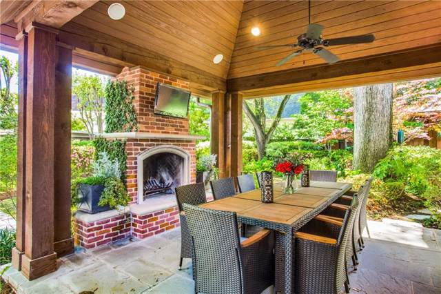 6307 Preston Parkway, University Park, TX 75205 (MLS #14213142) :: Robbins Real Estate Group