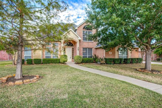 13855 E Riviera Drive, Fort Worth, TX 76028 (MLS #14213150) :: Potts Realty Group