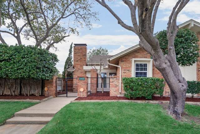 2805 Cliffbrook Drive, Carrollton, TX 75007 (MLS #14213166) :: Baldree Home Team