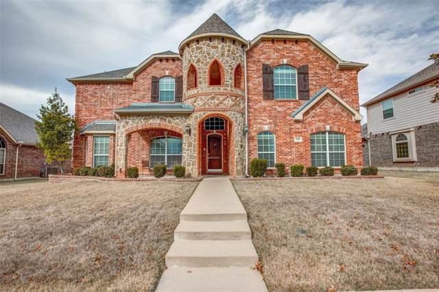208 Hartley Lane, Red Oak, TX 75154 (MLS #14213169) :: RE/MAX Town & Country