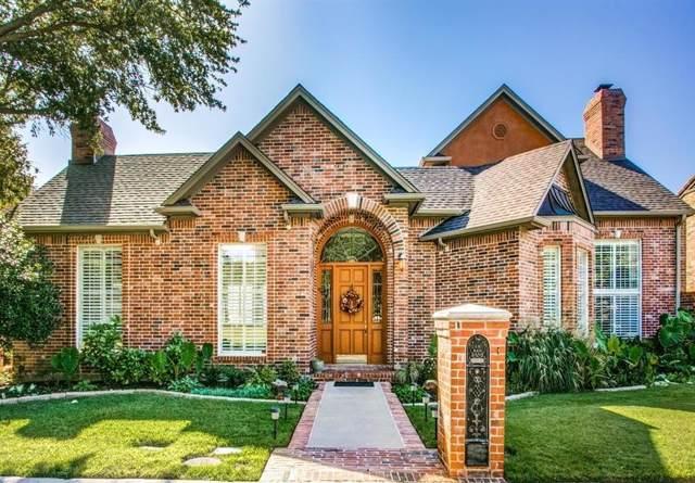 1108 Southmont Drive, Denton, TX 76205 (MLS #14213227) :: The Mauelshagen Group