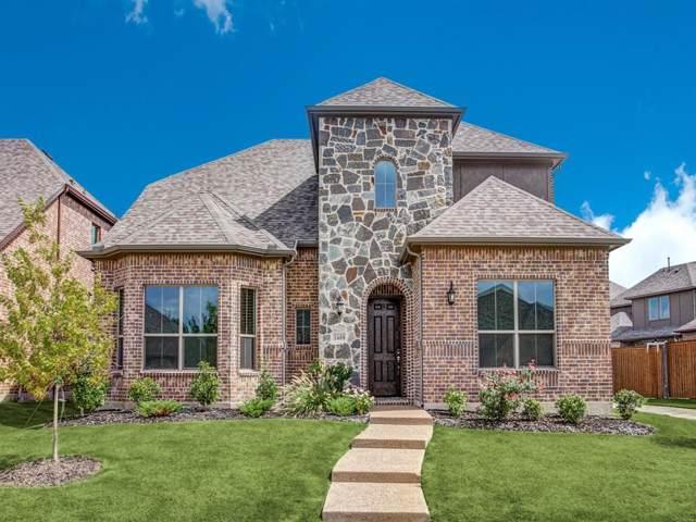 1602 Trowbridge Circle, Rockwall, TX 75032 (MLS #14213234) :: Lynn Wilson with Keller Williams DFW/Southlake