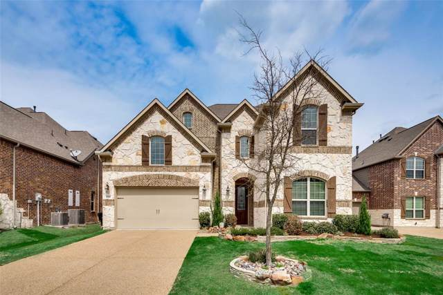 9928 Robinwoods Drive, Frisco, TX 75035 (MLS #14213236) :: The Kimberly Davis Group