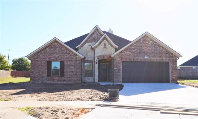 1401 Ridgebriar, Kaufman, TX 75142 (MLS #14213258) :: Vibrant Real Estate