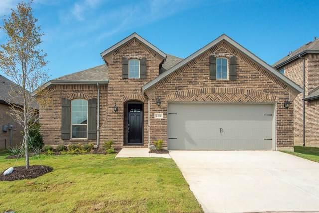 4114 Cozy Pine Drive, Northlake, TX 76226 (MLS #14213263) :: Team Hodnett