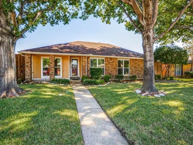 1009 Hanover Drive, Allen, TX 75002 (MLS #14213286) :: Baldree Home Team