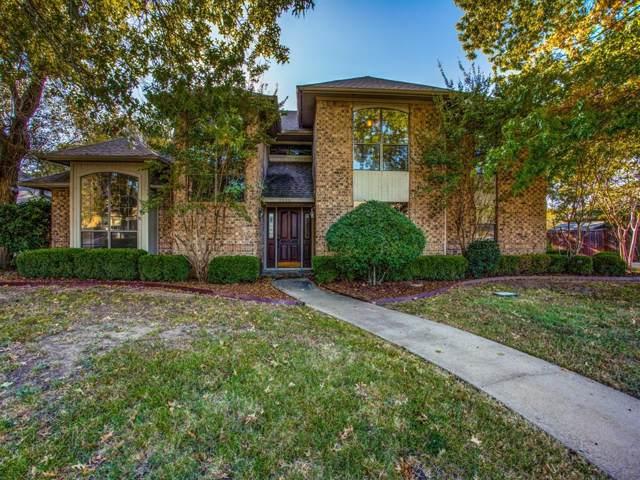2206 Meadows Lane, Sherman, TX 75092 (MLS #14213296) :: Baldree Home Team