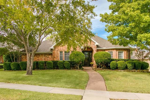 125 Woodcrest Lane, Coppell, TX 75019 (MLS #14213328) :: RE/MAX Town & Country