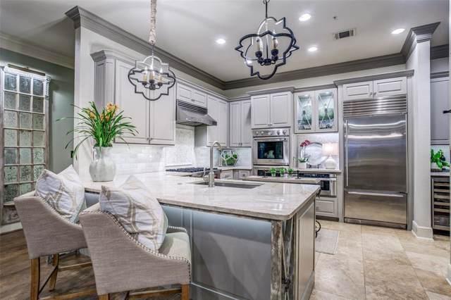 6615 Bandera Avenue 1F, Dallas, TX 75225 (MLS #14213336) :: The Hornburg Real Estate Group
