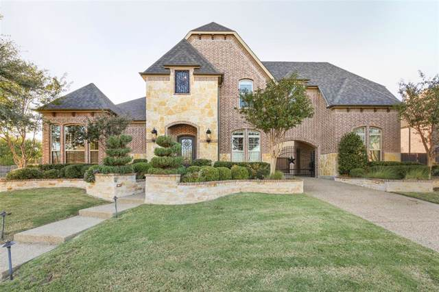 2257 Hermitage Drive, Allen, TX 75013 (MLS #14213352) :: The Good Home Team