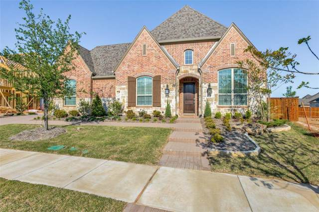 6146 Brentway Road, Frisco, TX 75034 (MLS #14213365) :: RE/MAX Town & Country